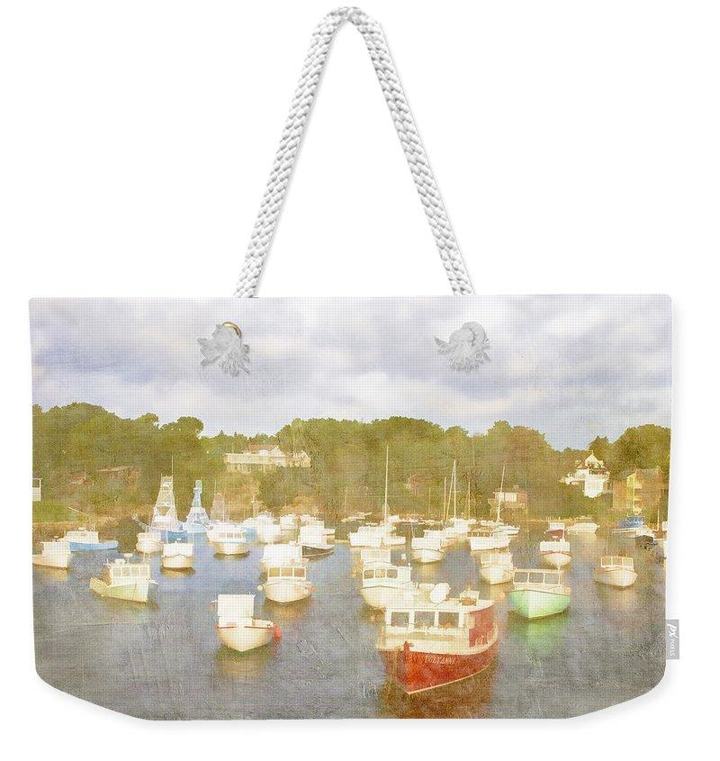 Maine Coast Weekender Tote Bags