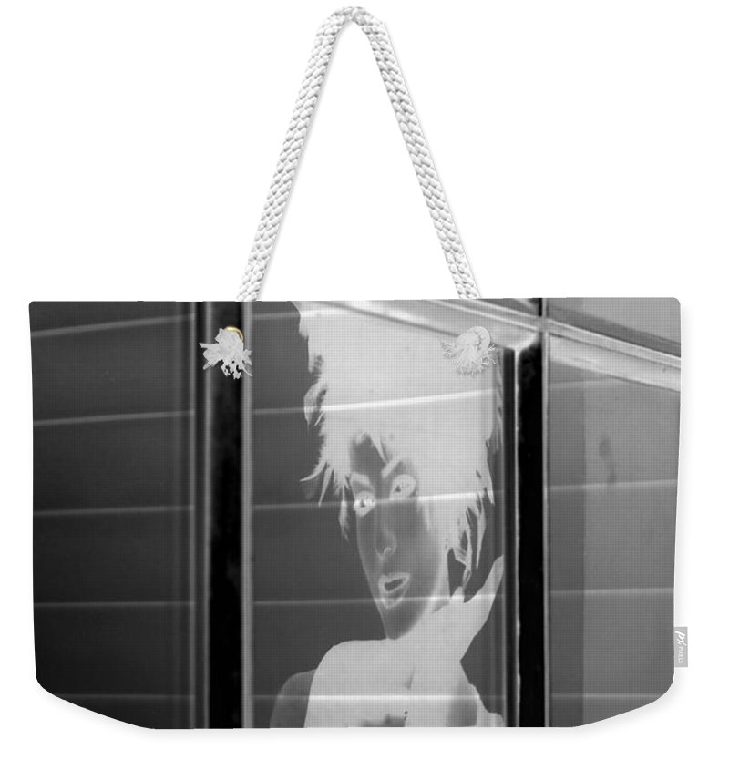 Picture Weekender Tote Bag featuring the photograph Picture This by David Pantuso