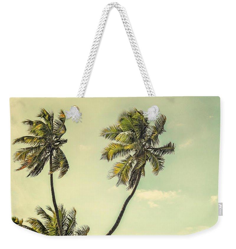 Kremsdorf Weekender Tote Bag featuring the photograph Piece Of Heaven by Evelina Kremsdorf