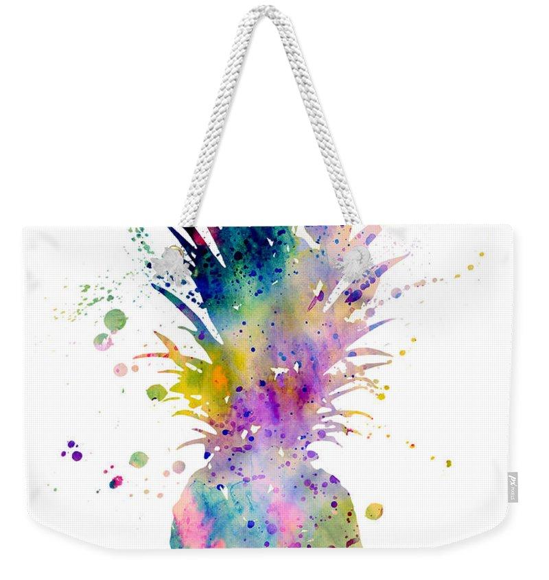 Girl Weekender Tote Bags