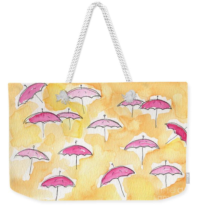 Storm Weekender Tote Bags