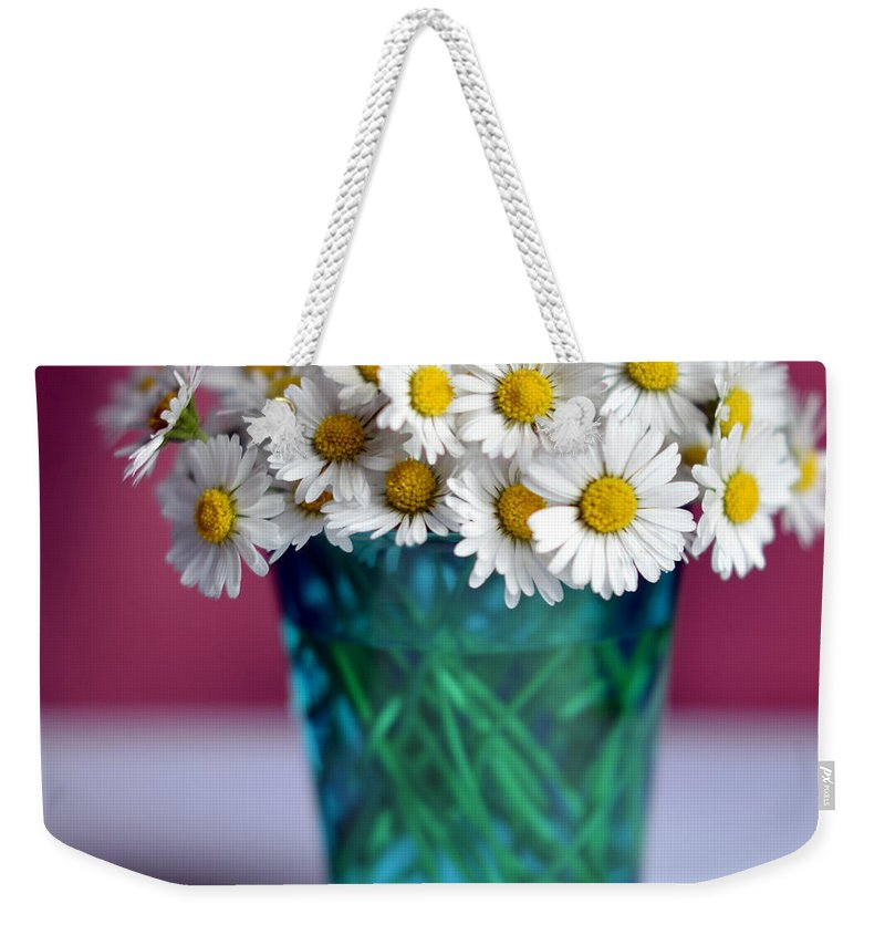 Nature Weekender Tote Bag featuring the photograph Pocket Garden by Sebastiano Secondi