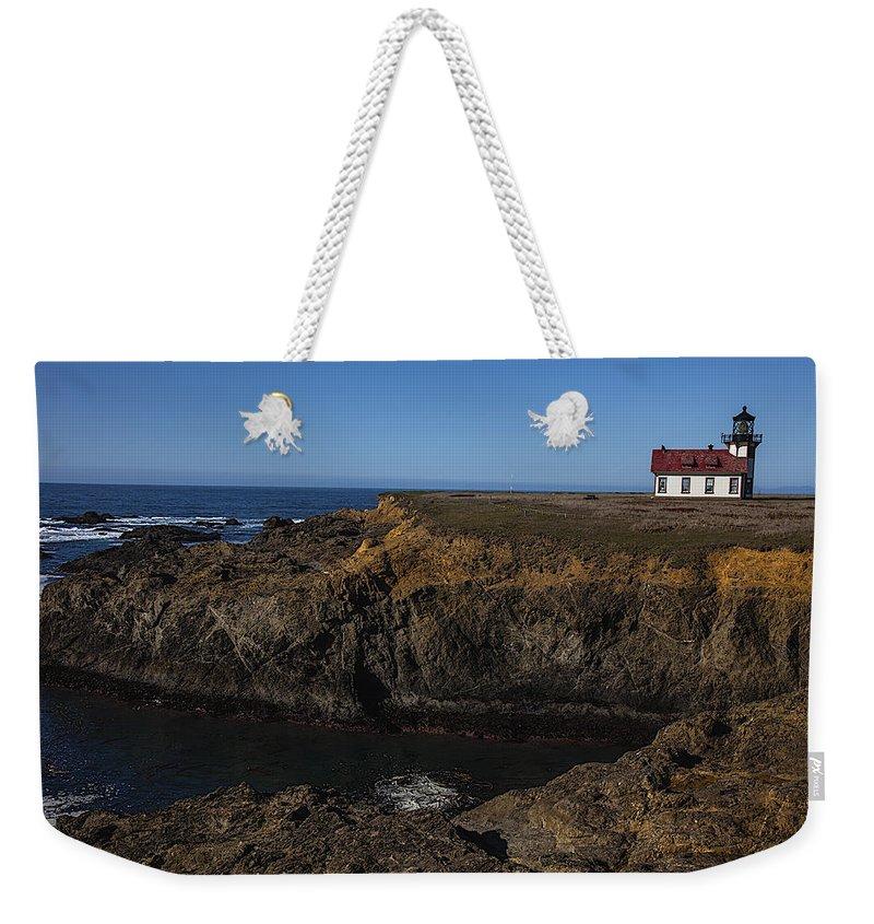 Cabrillo Weekender Tote Bags