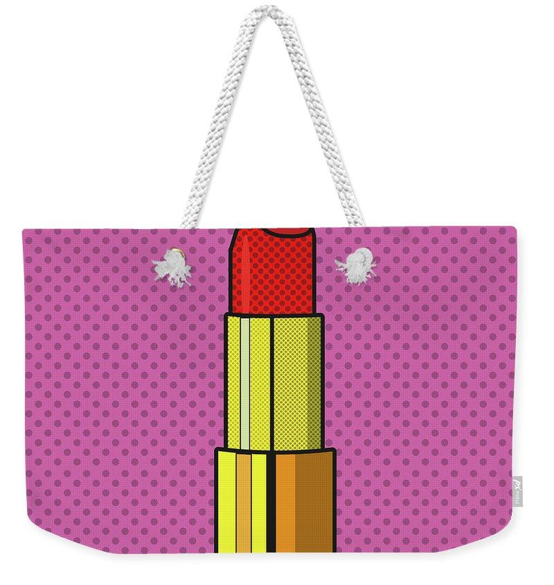 Jewel Tone Fabric Weekender tote Bag with rope handles