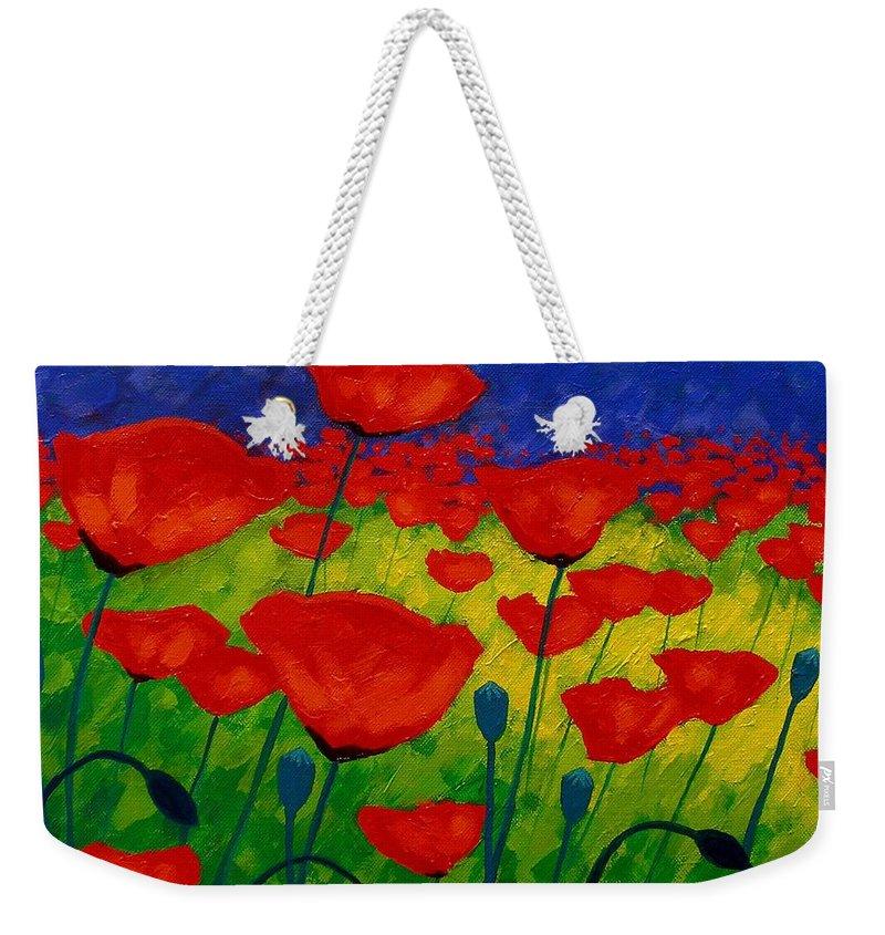 Seeds Weekender Tote Bags