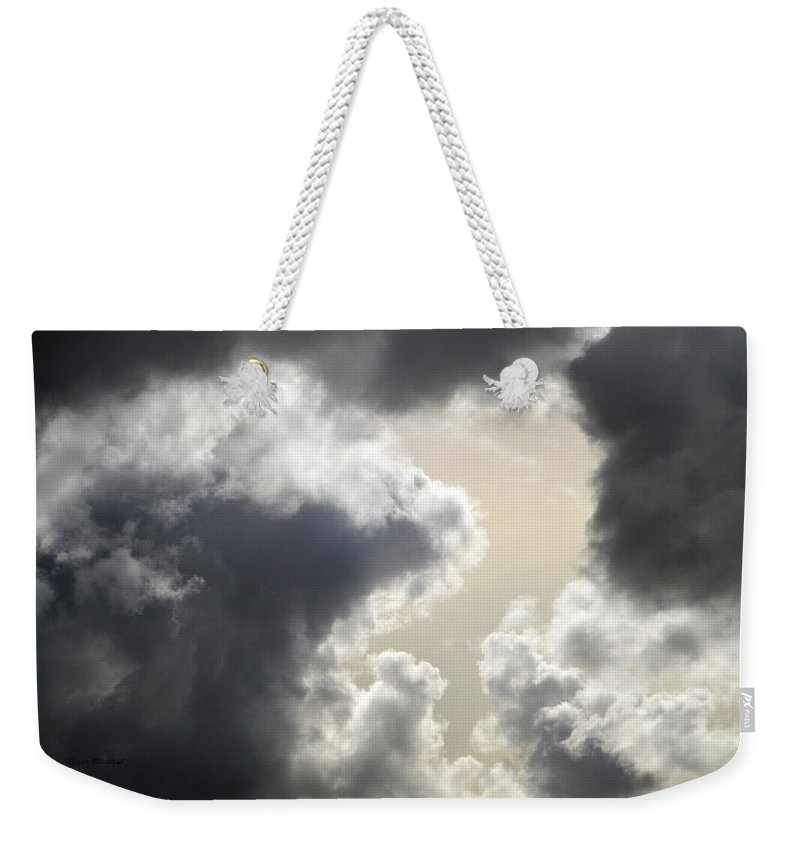 Rain Weekender Tote Bag featuring the photograph Praying For Rain by Donna Blackhall