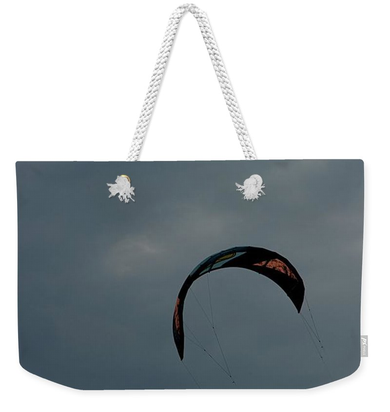 Beach Weekender Tote Bag featuring the photograph Pure Shape by Joseph Yarbrough