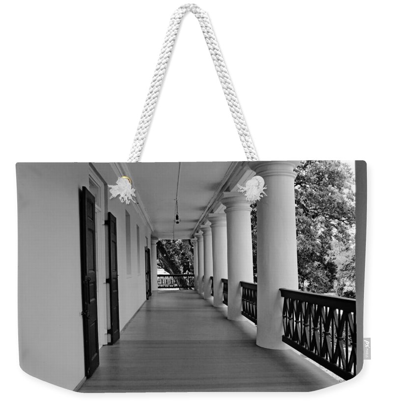 Homes Weekender Tote Bag featuring the photograph Quiet Time by Jim Zandonai