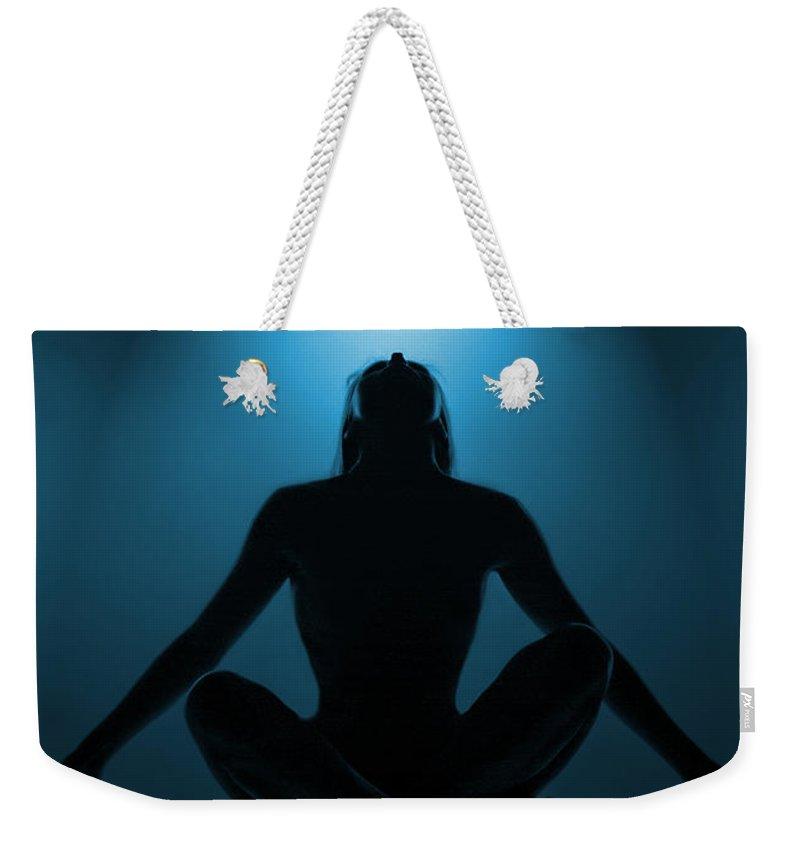 Levitating Weekender Tote Bags