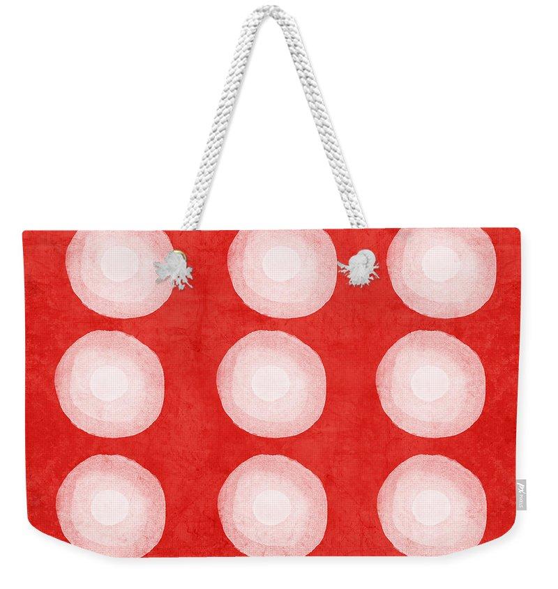 Christmas Weekender Tote Bags
