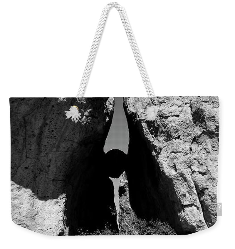 Refugio Weekender Tote Bag featuring the photograph Refugio by Skip Hunt