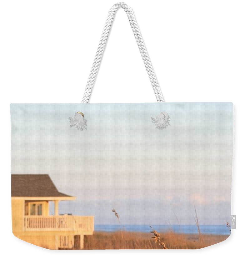 Relaxation Weekender Tote Bag featuring the photograph Relaxation by Nadine Rippelmeyer