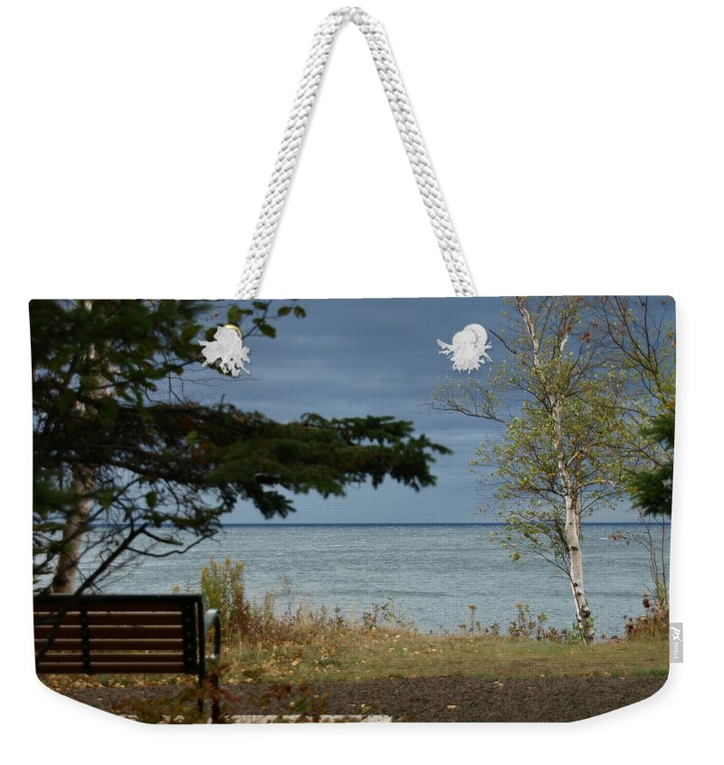 Peterson Nature Photography Weekender Tote Bag featuring the photograph Rest And Relaxation by James Peterson