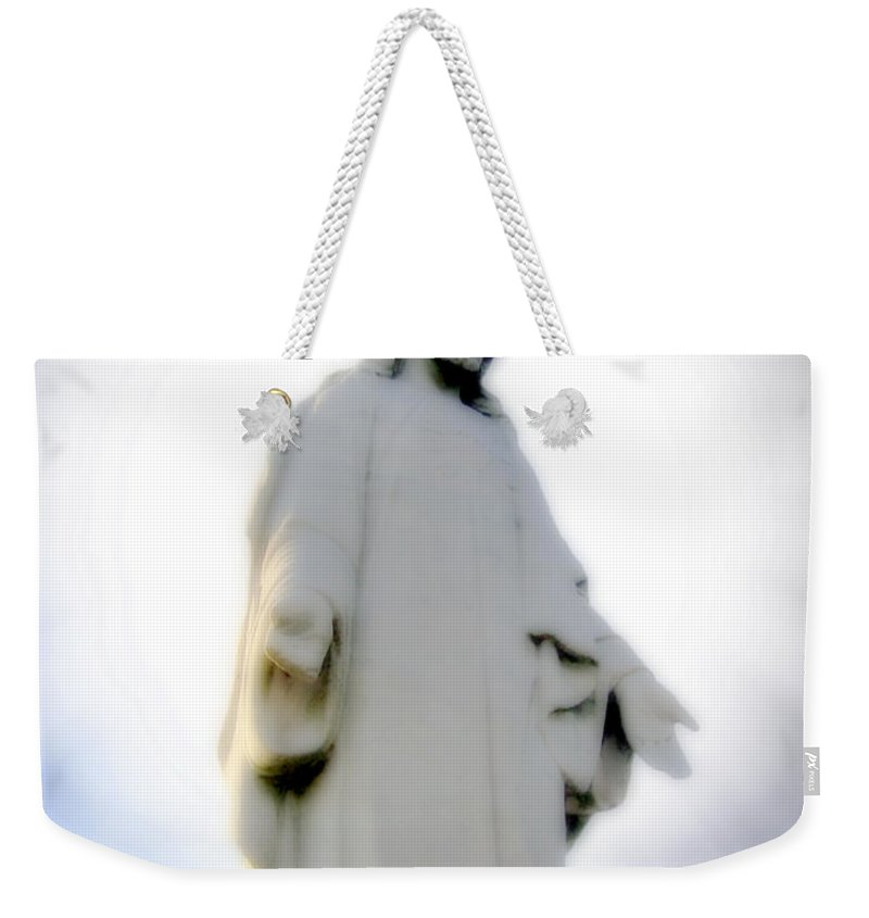 2d Weekender Tote Bag featuring the photograph Risen by Brian Wallace