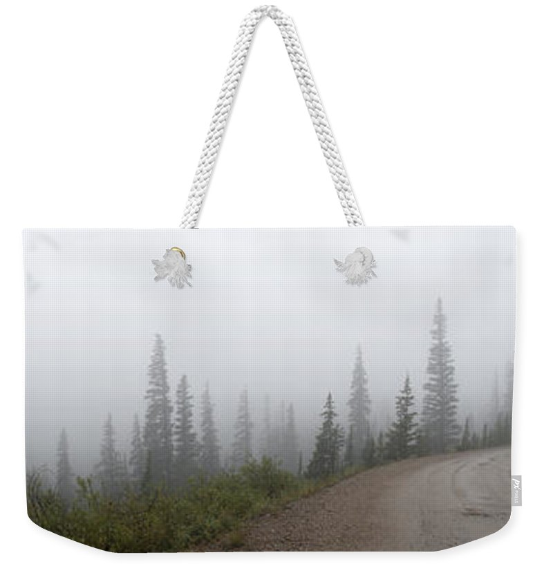 Rocky Mountain National Park Weekender Tote Bag featuring the photograph Rocky Mountain High by Dustin LeFevre