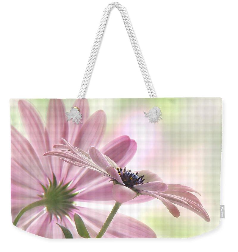 Daisy Weekender Tote Bags