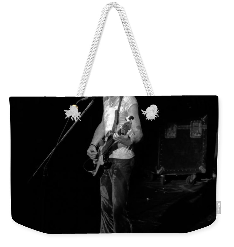 James Dewar Weekender Tote Bag featuring the photograph Rt #16 by Ben Upham