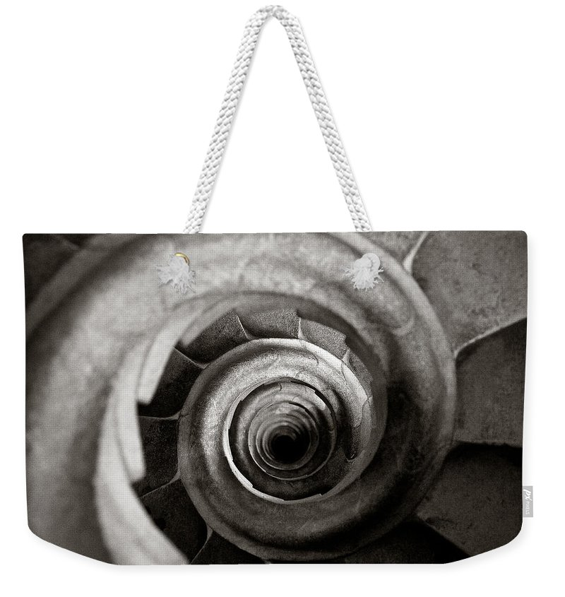 Mono Photographs Weekender Tote Bags