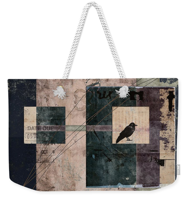 Sea Level Weekender Tote Bag featuring the photograph Sea Level by Carol Leigh