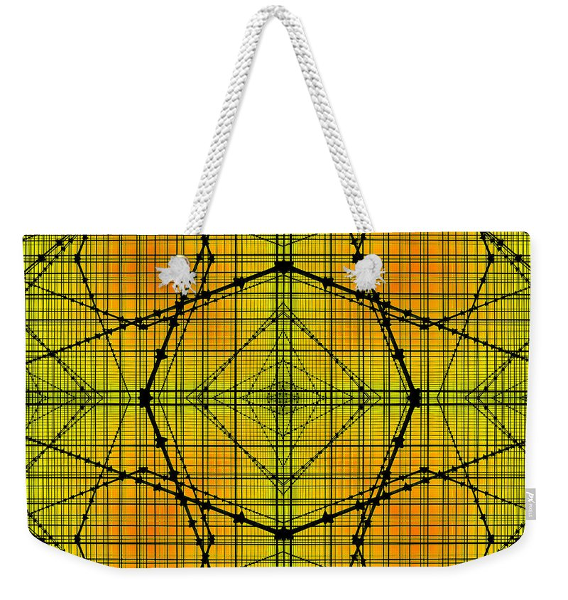 Pop Art Weekender Tote Bag featuring the photograph Shades 15 by Mike McGlothlen