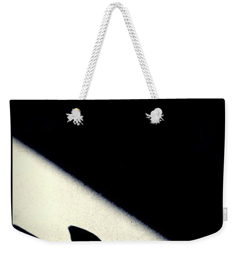 Landscape Weekender Tote Bag featuring the photograph Shadow Of Life No.20 by Fei A