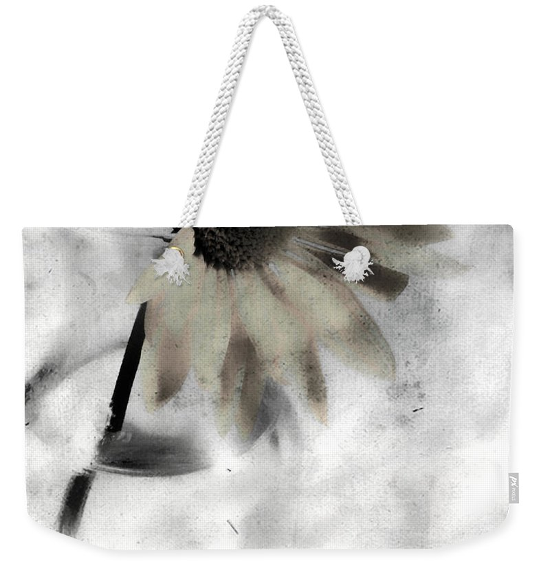 Flower Weekender Tote Bag featuring the photograph Shine Of Yellow by The Artist Project