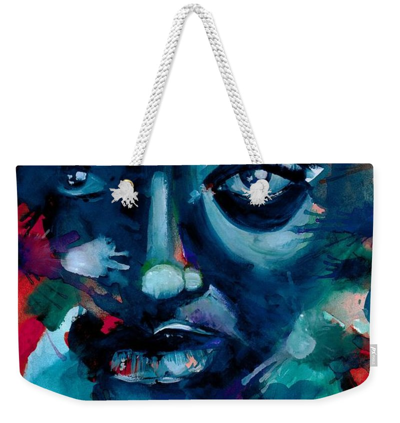 Painting Weekender Tote Bag featuring the photograph Show me your true colors by Artist RiA