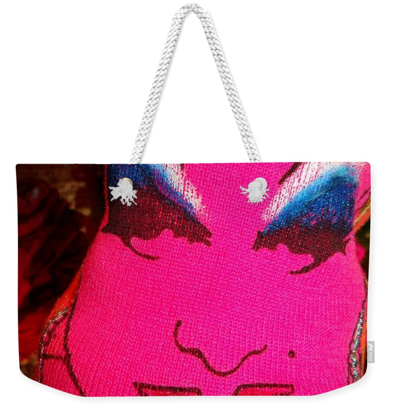 Divine Weekender Tote Bag featuring the photograph Simply Divine by Ed Weidman