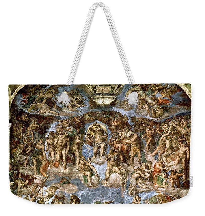 New Testament Weekender Tote Bags