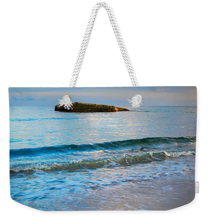 Danish Weekender Tote Bag featuring the photograph Skagen Light by Inge Johnsson
