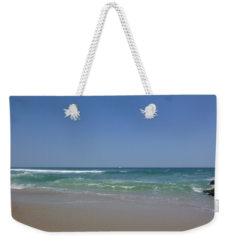 Surf Weekender Tote Bag featuring the photograph So Gorgeous by Ellen Paull