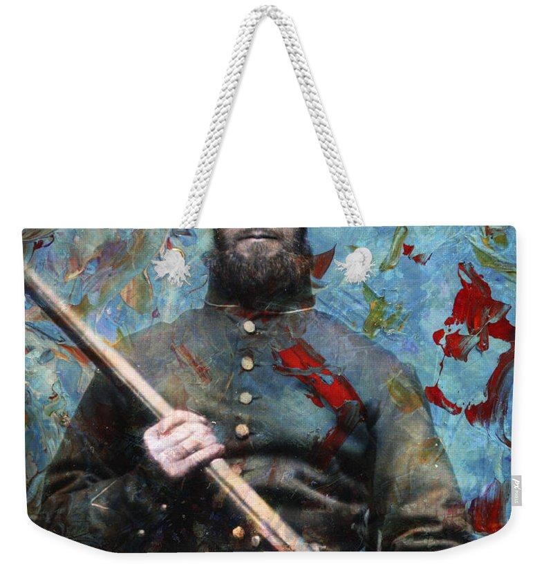 Intense Paintings Weekender Tote Bags