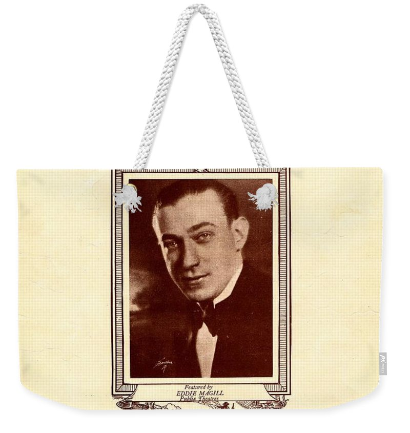 Nostalgia Weekender Tote Bag featuring the photograph Song Of The Wanderer by Mel Thompson