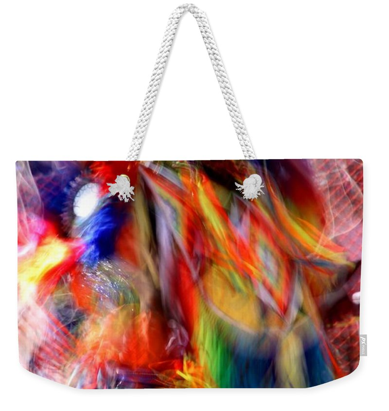Spiritual Weekender Tote Bag featuring the photograph Spirits 3 by Joe Kozlowski
