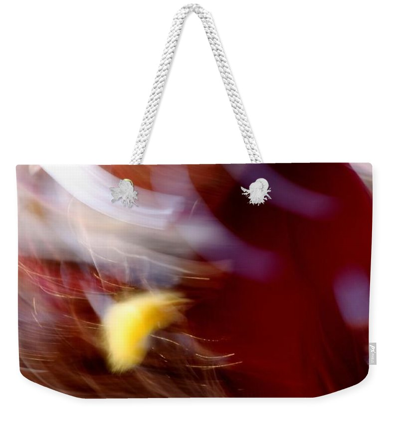 Pow Wow Weekender Tote Bag featuring the photograph Spirits 4 by Joe Kozlowski