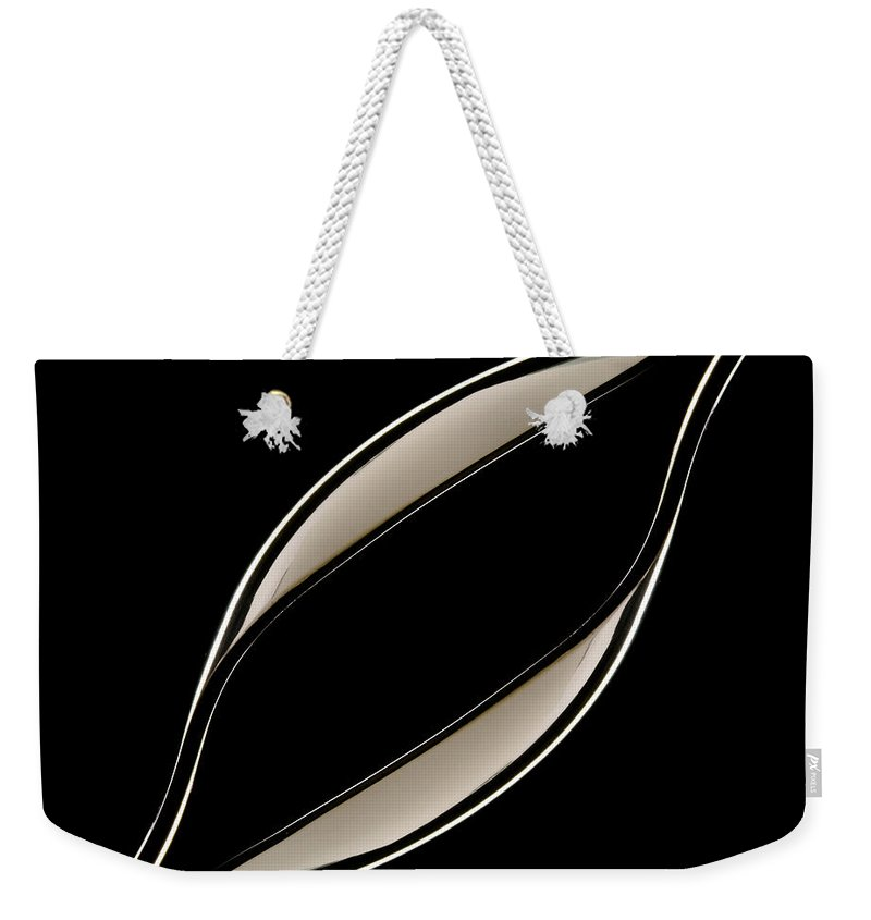 Food Weekender Tote Bag featuring the photograph Spoons by Bailey Cooper