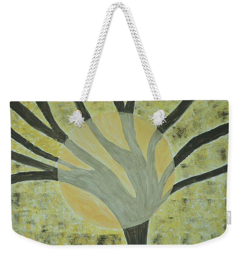 Spotlight Weekender Tote Bag featuring the photograph Spotlight by Sonali Gangane