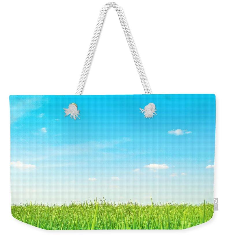 Beautiful Weekender Tote Bag featuring the photograph Spring by Dan Radi