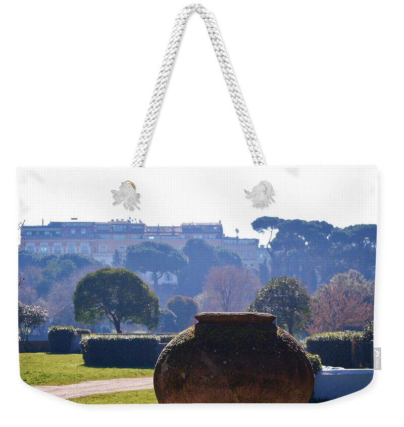 Lehto Weekender Tote Bag featuring the photograph Springtime by Jouko Lehto