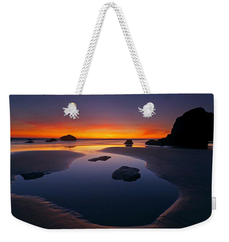 Arcadia Weekender Tote Bags