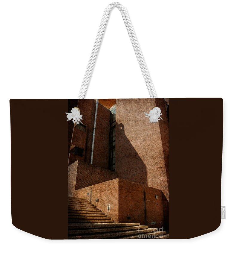 Marquette Weekender Tote Bags