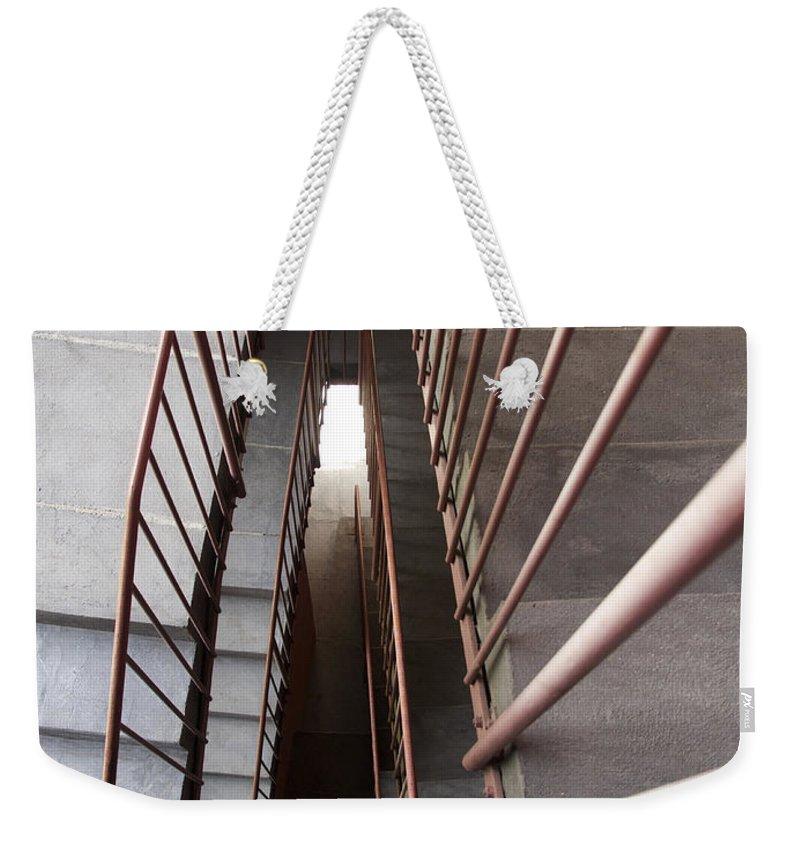 Banister Weekender Tote Bags