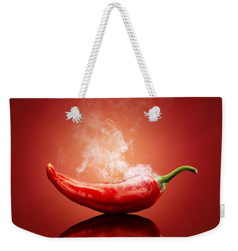 Red Hot Chili Peppers Weekender Tote Bags