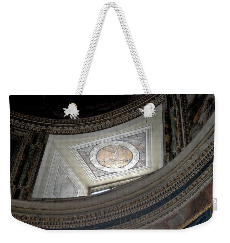Italy Weekender Tote Bag featuring the photograph Stone Cool by Joseph Yarbrough