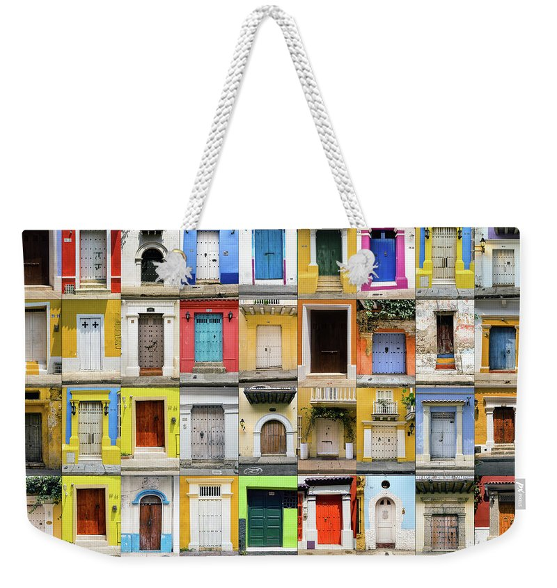 Cartagena Weekender Tote Bag featuring the photograph Sumapaz P�ramo by Fetze Weerstra