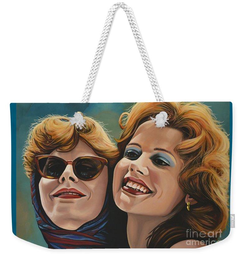 Realism Weekender Tote Bags