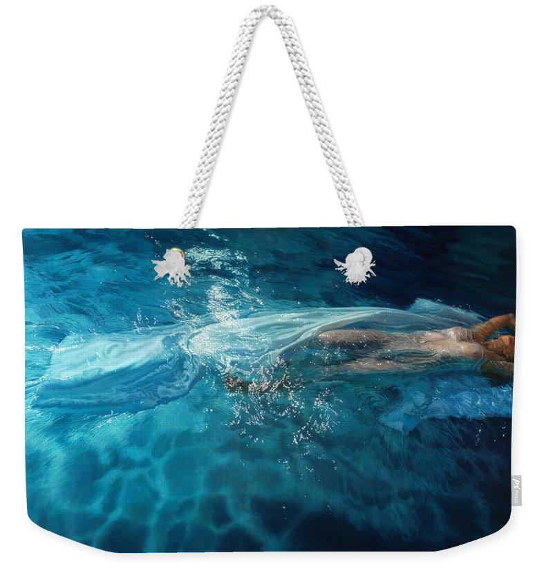 Graceful Weekender Tote Bags