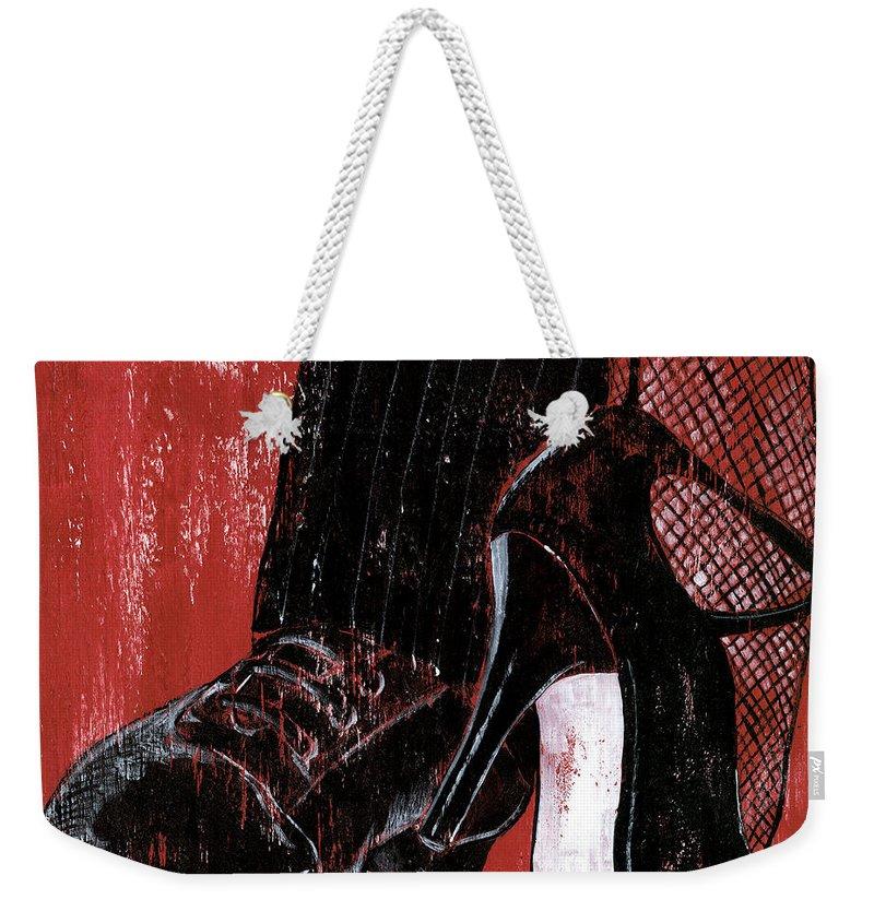 Tango Weekender Tote Bags