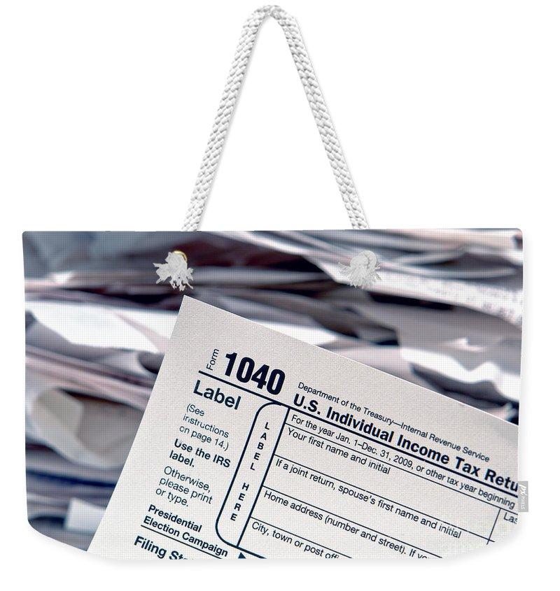 Ir Weekender Tote Bags