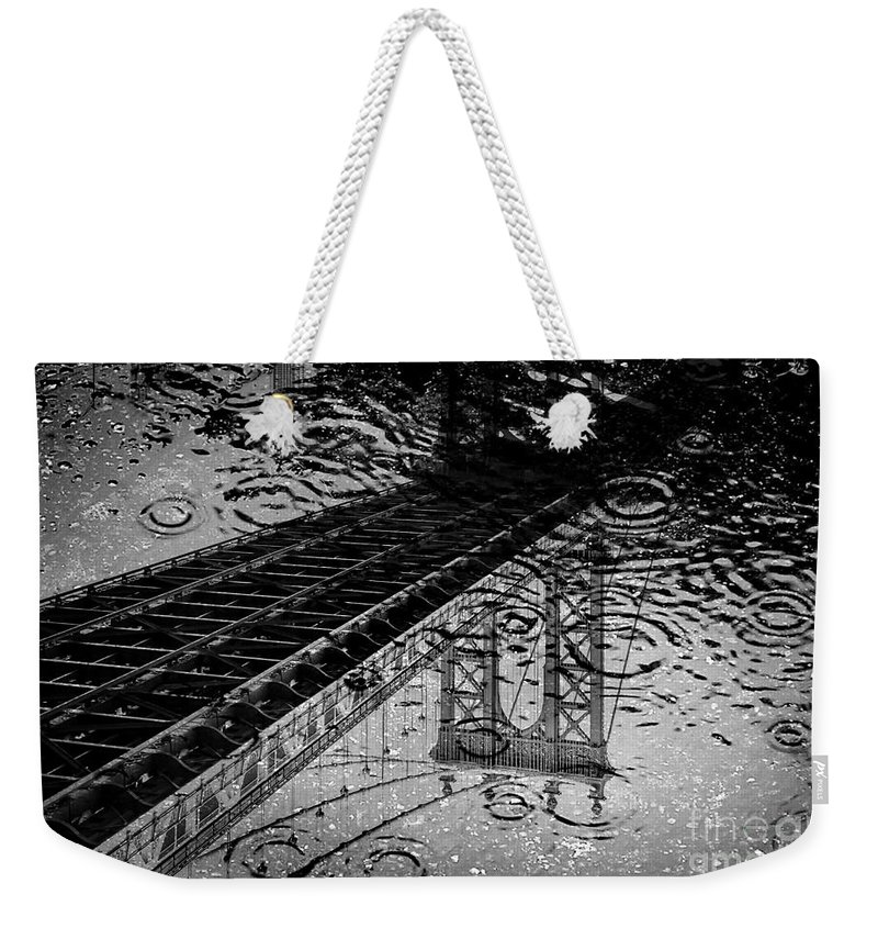 Pouring Weekender Tote Bags